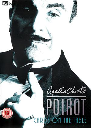 Rent Agatha Christie's Poirot: Cards on the Table Online DVD Rental