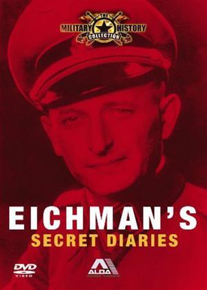 Rent Eichman's Secret Diaries Online DVD Rental