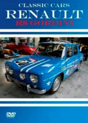 Rent Classic Cars: Renault R8 Gordini Online DVD Rental