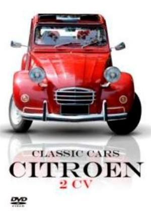 Rent Classic Cars: Citroen 2CV Online DVD Rental