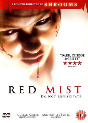 Rent Red Mist Online DVD Rental