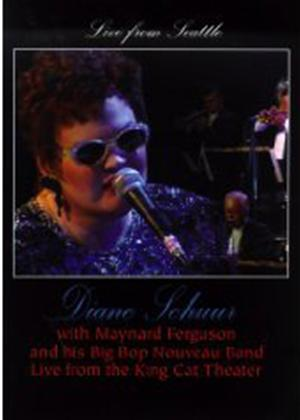 Rent Diane Schuur: Live from Seattle Online DVD Rental