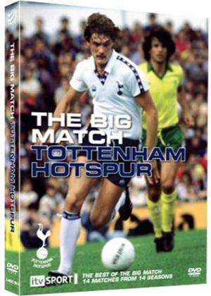 Rent Tottenham: The Big Match Online DVD Rental