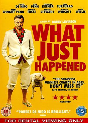 Rent What Just Happened? Online DVD Rental