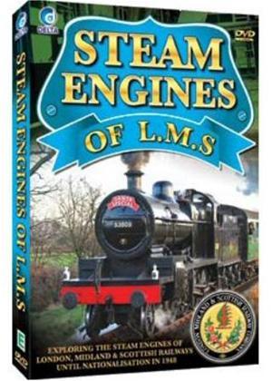 Rent Steam Engines of L.M.S Online DVD & Blu-ray Rental