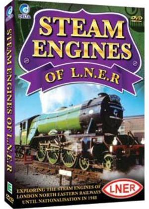 Rent Steam Engines of L.N.E.R Online DVD Rental