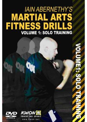 Rent Martial Arts Fitness Drills: Level 1: Solo Training Online DVD Rental