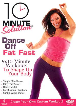 Rent 10 Minute Solution: Dance Off Fat Fast Online DVD & Blu-ray Rental