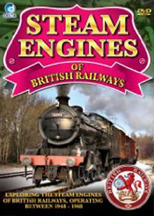 Rent Steam Engines of British Railway Online DVD Rental