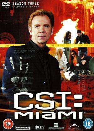 Rent CSI Miami: Series 3: Part 2 Online DVD Rental