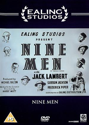 Rent Nine Men Online DVD Rental