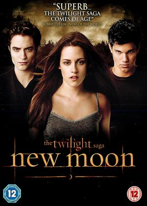The Twilight Saga: New Moon Online DVD Rental