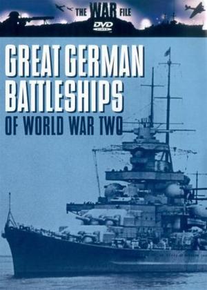 Rent Great German Battleships of World War 2 Online DVD Rental