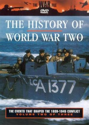 Rent History of World War 2: The Events That Shaped The 1939-1945 Conflict: Vol.2 Online DVD Rental