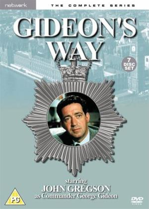 Rent Gideon's Way: Series Online DVD Rental