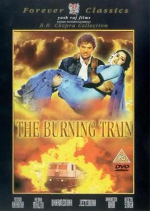 Rent The Burning Train Online DVD Rental