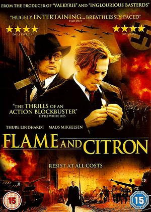 Flame and Citron Online DVD Rental