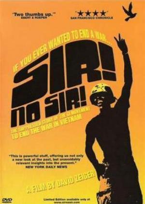 Rent Sir! No Sir! Online DVD Rental