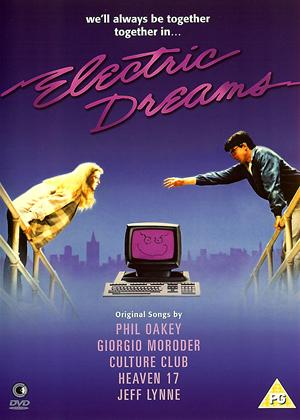 Rent Electric Dreams Online DVD Rental
