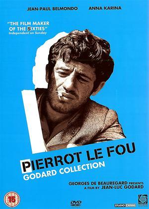 Rent Pierrot le Fou (aka Pierrot Goes Wild) Online DVD Rental