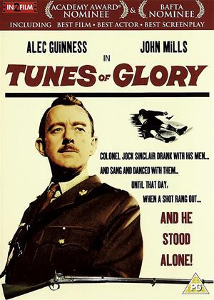 Rent Tunes of Glory Online DVD Rental