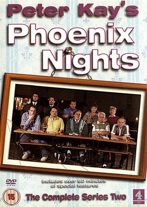 Rent Phoenix Nights: Series 2 Online DVD Rental