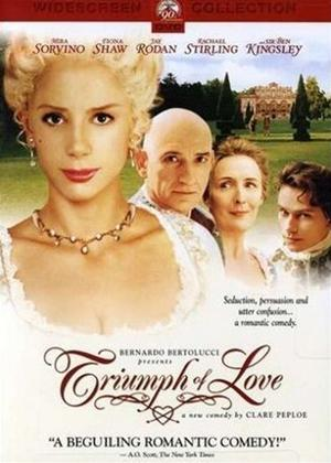 Rent The Triumph of Love Online DVD Rental
