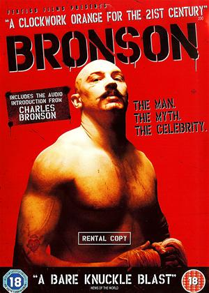 Rent Bronson Online DVD & Blu-ray Rental