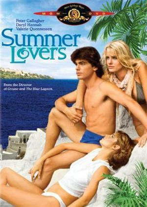 Rent Summer Lovers Online DVD Rental
