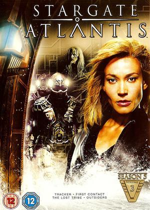 Rent Stargate Atlantis: Series 5: Vol.3 Online DVD Rental