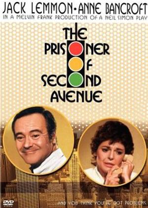 Rent The Prisoner of Second Avenue Online DVD Rental