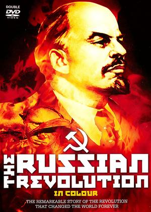 Rent The Russian Revolution in Colour Online DVD Rental