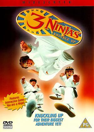Rent 3 Ninjas Knuckle Up Online DVD Rental
