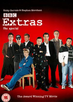 Rent Extras: The Christmas Specials Online DVD Rental