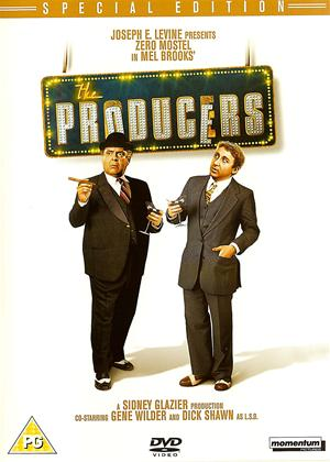 Rent The Producers Online DVD Rental