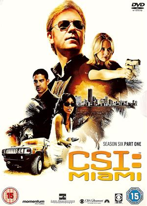 Rent CSI Miami: Series 6: Part 1 Online DVD Rental