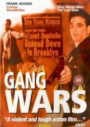 Rent Gang Wars Online DVD Rental