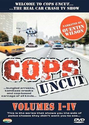 Rent Cops Uncut: Vol.3 Online DVD Rental