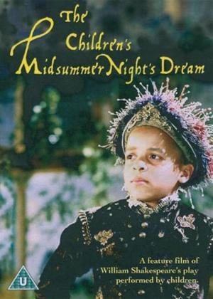 Rent The Children's Midsummer Night's Dream Online DVD Rental