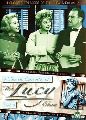 Rent The Lucy Show: 4 Classic Episodes: Vol.3 Online DVD Rental