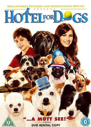 Hotel for Dogs Online DVD Rental