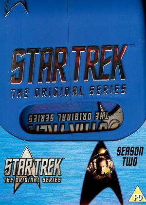 Rent Star Trek: The Original Series: Series 2 Online DVD Rental