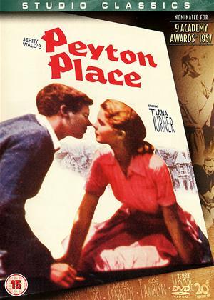 Rent Peyton Place Online DVD & Blu-ray Rental