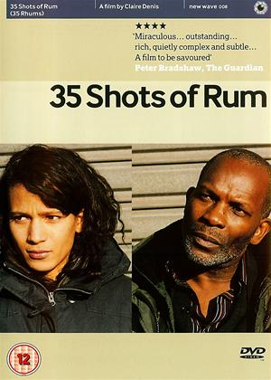 35 Shots of Rum Online DVD Rental
