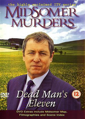 Rent Midsomer Murders: Series 2: Dead Man's Eleven Online DVD Rental