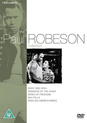 Rent Paul Robeson Collection Online DVD Rental