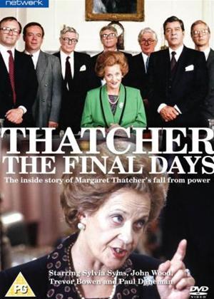 Rent Thatcher: The Final Days Online DVD Rental