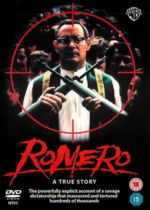 Rent Romero: A True Story Online DVD Rental
