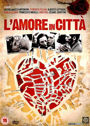 Rent Love in the City (aka L'Amore in Citta) Online DVD Rental