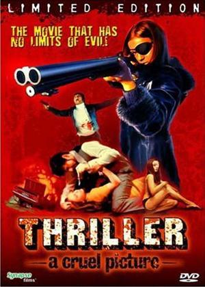 Rent Thriller: A Cruel Picture Online DVD Rental